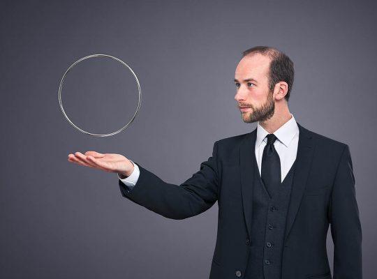 tipps vortrag halten, zauberer, speaker, präsentation