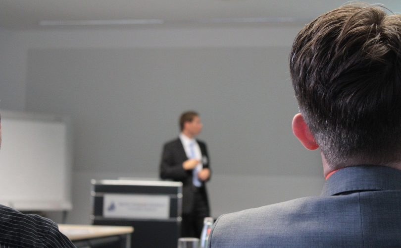 einleitung präsentation, speaker, training, seminar, präsentationstechnik
