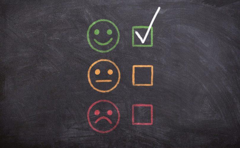 feedback geben, präsentation